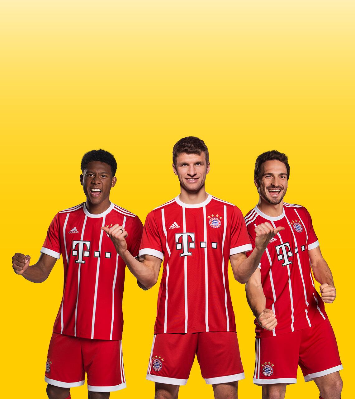 FC Bayern Hack Days 2018
