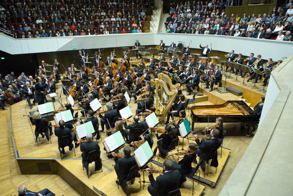 DHL & Gewandhausorchester