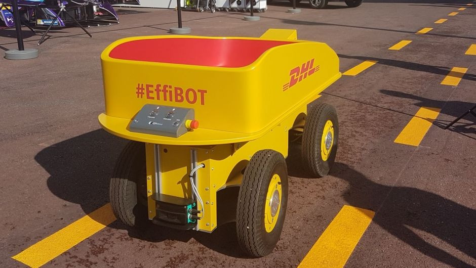 DHL EffiBOT