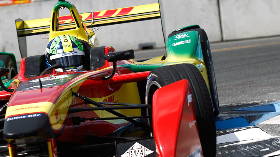 FIA Formula E diary: Lucas die Grassi live from Moscow