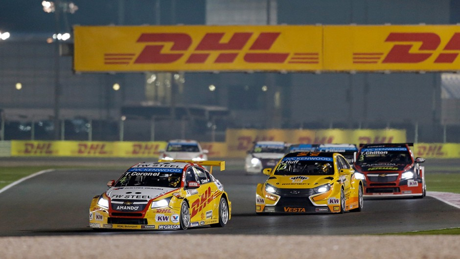 LOPEZ WINS DHL POLE POSITION AWARD AT WTCC FINALE