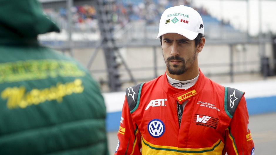 Lucas di Grassi's diary from the London ePrix