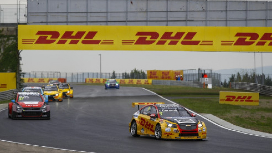 DHL extends partnership with WTCC