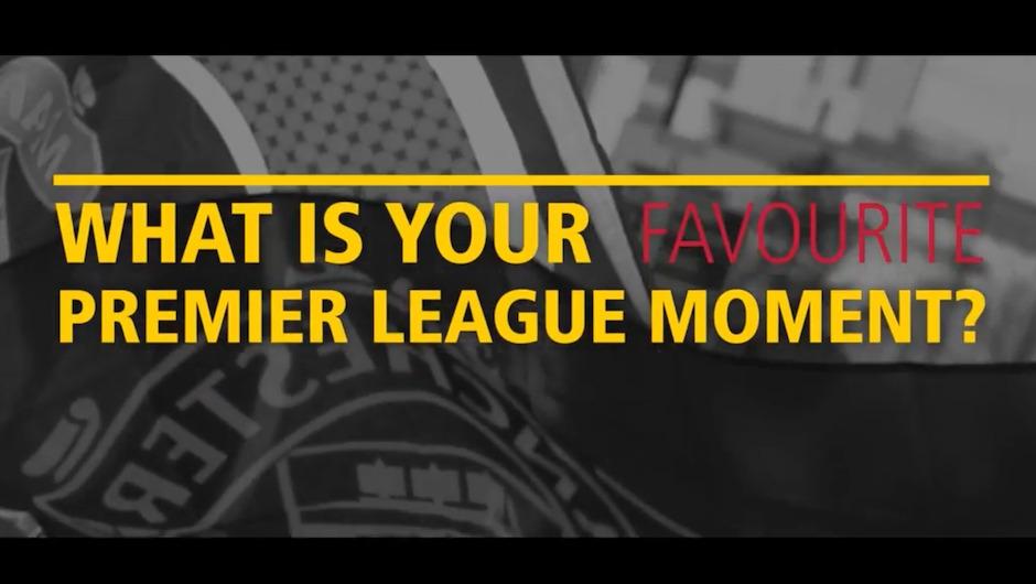Manchester United: Favorite Premier League Moment