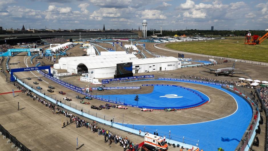 FIA Formula E: Tempelhof comeback a complete success