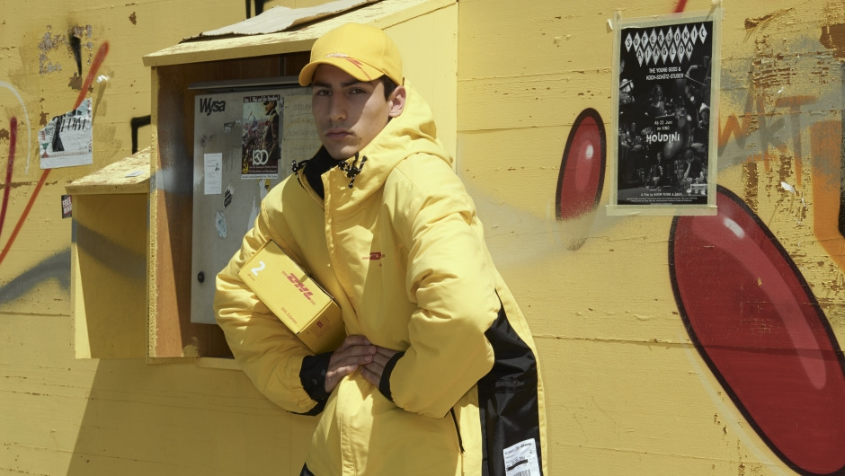 Vetements and DHL reveal capsule collection for Spring/Summer 2018