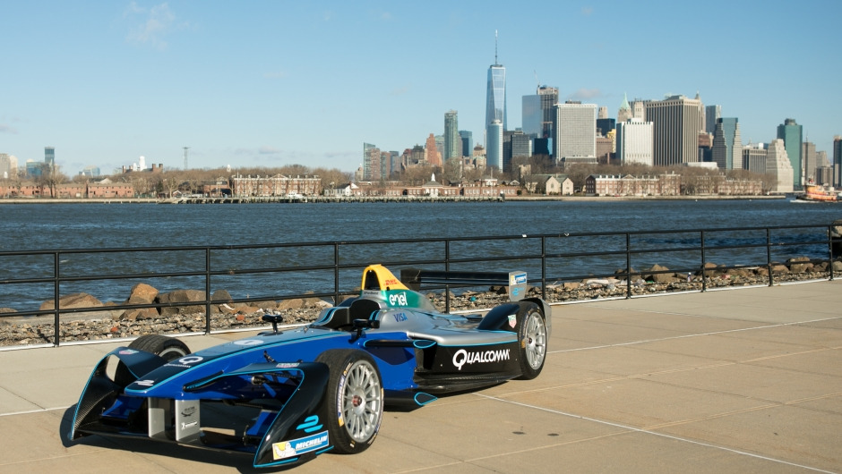 Competition: Win tickets for the New York City ePrix