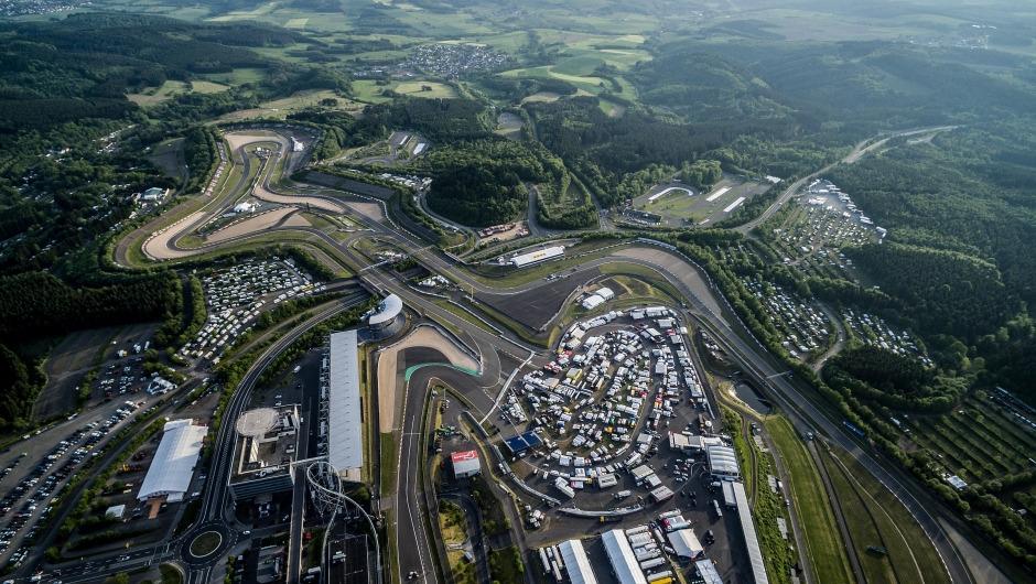 The Nürburgring – home of motorsports in Germany