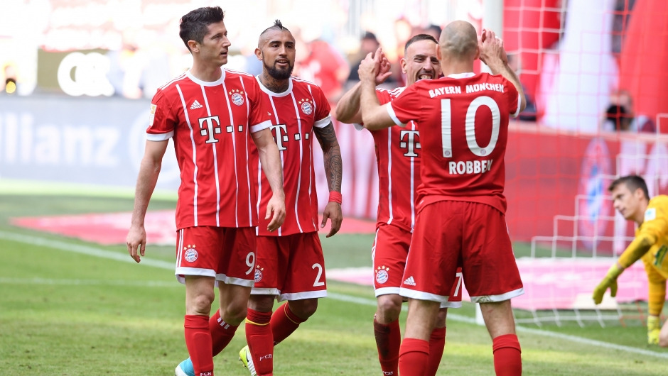Mia 5an Mia – FC Bayern wins fifth German league title