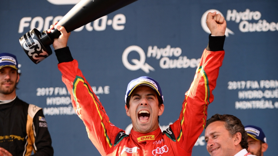 Lucas di Grassi is Formula E champion – Mahindra wins DHL eChampions Award