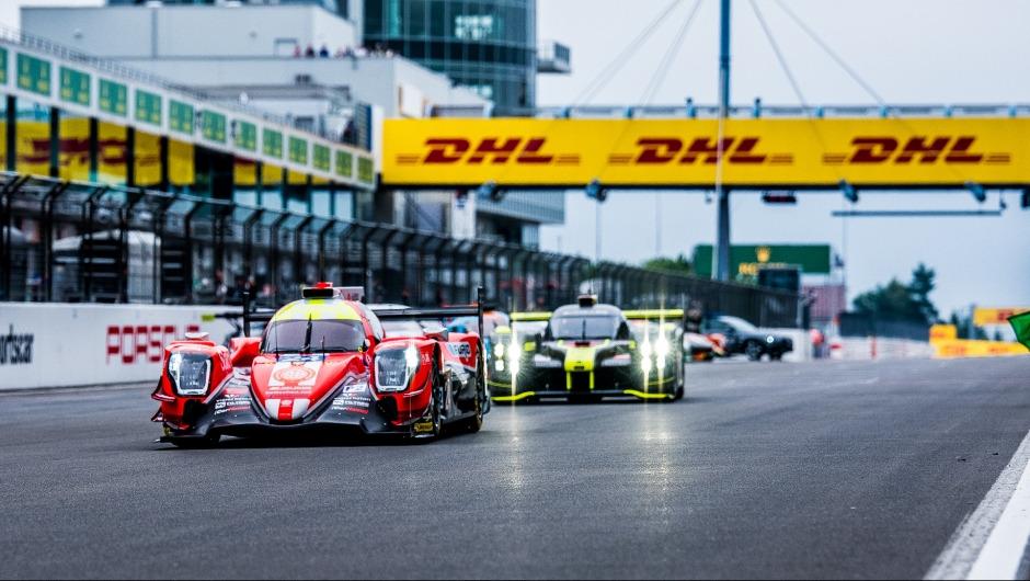FIA WEC enters a new season with DHL