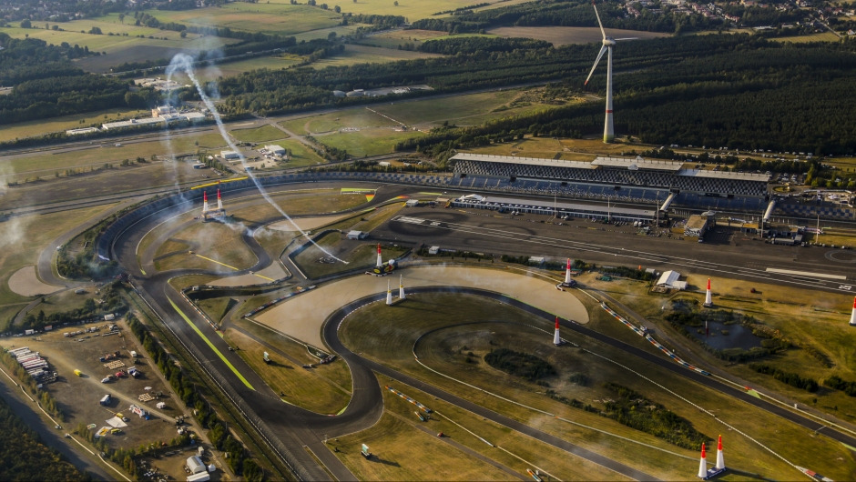 Matthias Dolderer: The Lausitzring is very special