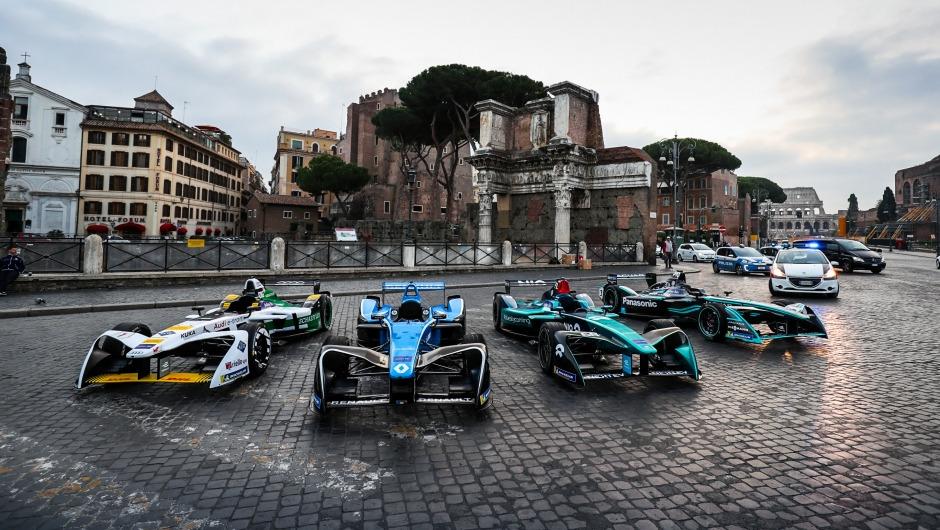 FIA Formula E: Season Four will be even more electric