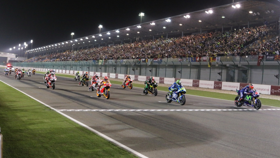 MotoGP™ in 2018: New races, new rules, new riders