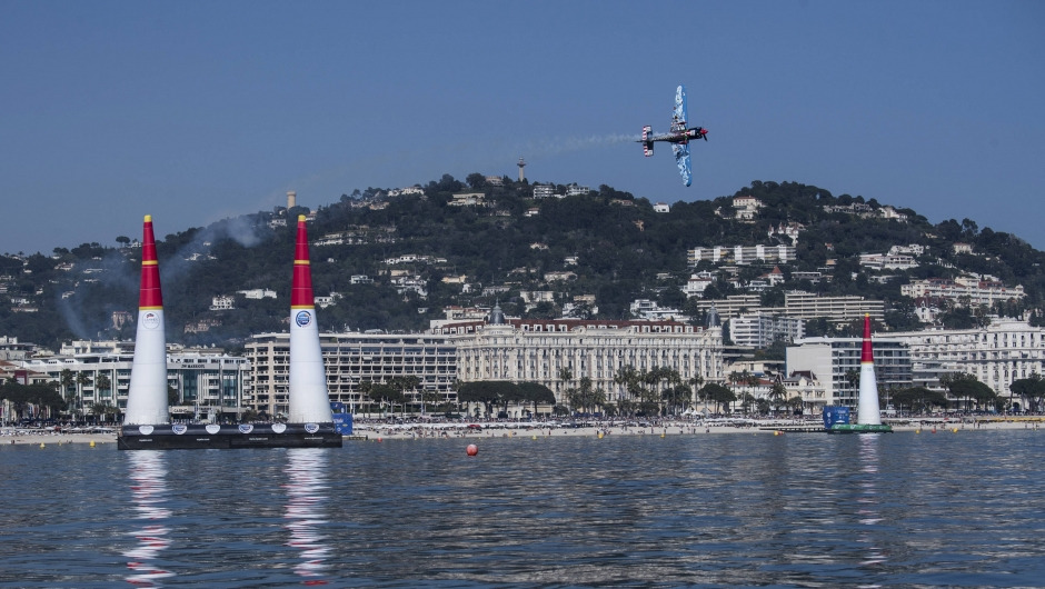 Red Bull Air Race enjoys successful premiere in France