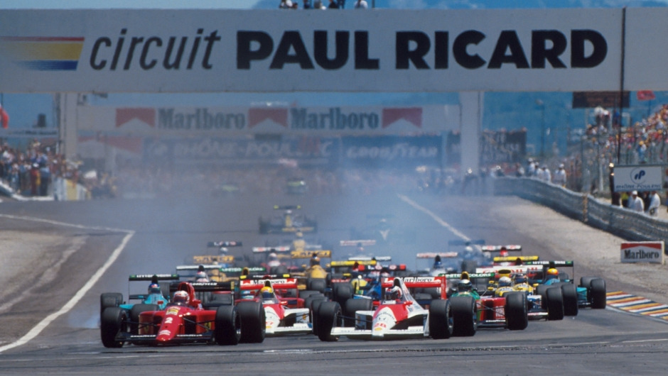 From Le Mans to Le Castellet: A history of the French GP