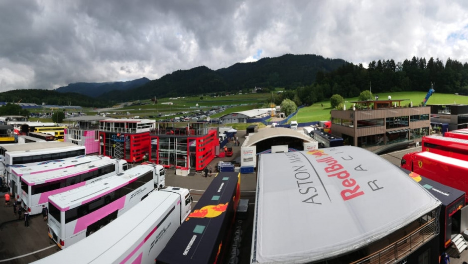 The Formula 1 Triple Header Diary