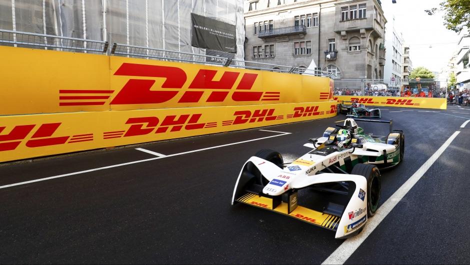 Electrifying finale: Audi Sport ABT Schaeffler are ABB FIA Formula E team champions
