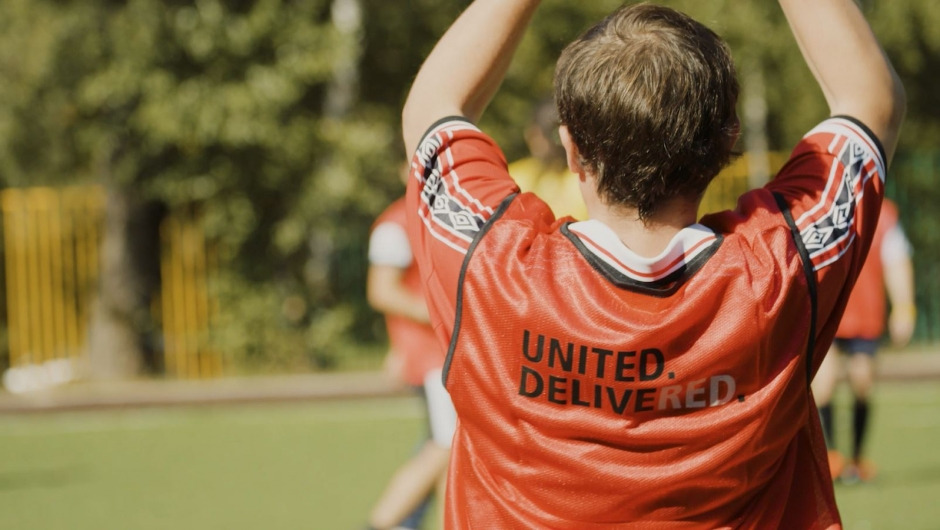 UNITED. DELIVERED.: A fourth-dimensional feeling
