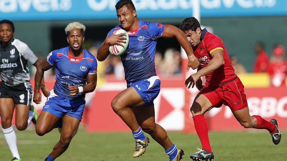 DHL IPA: A super Samoan in South Africa follows a three-way tie in Dubai