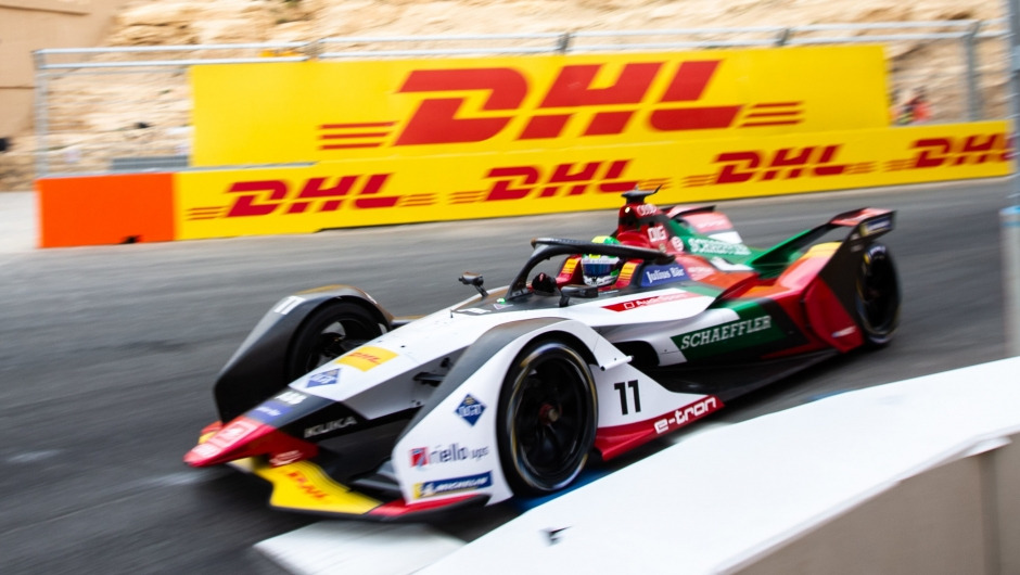 ABB FIA Formula E: DHL Driver of the Day Award