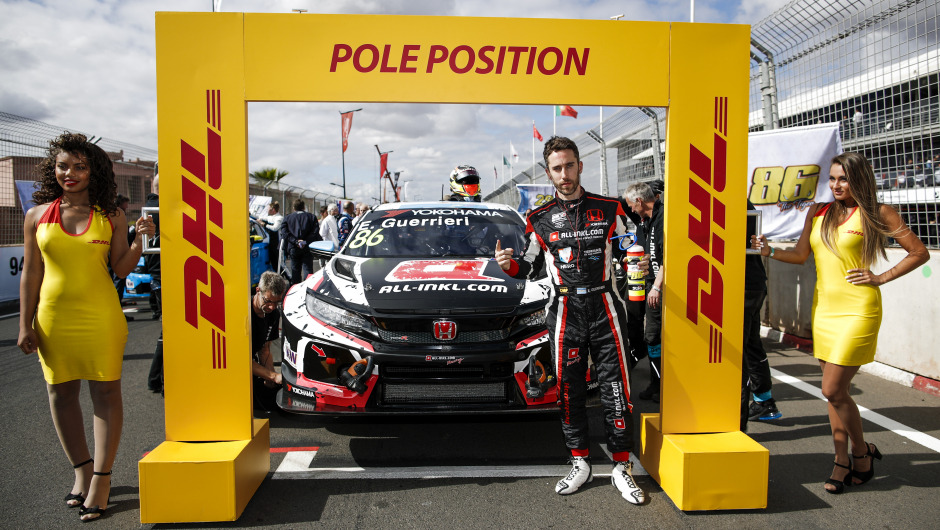 FIA WTCR: DHL Pole Position Award