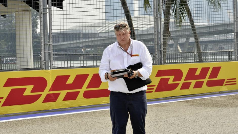 Our Own Ferrari for Formula E