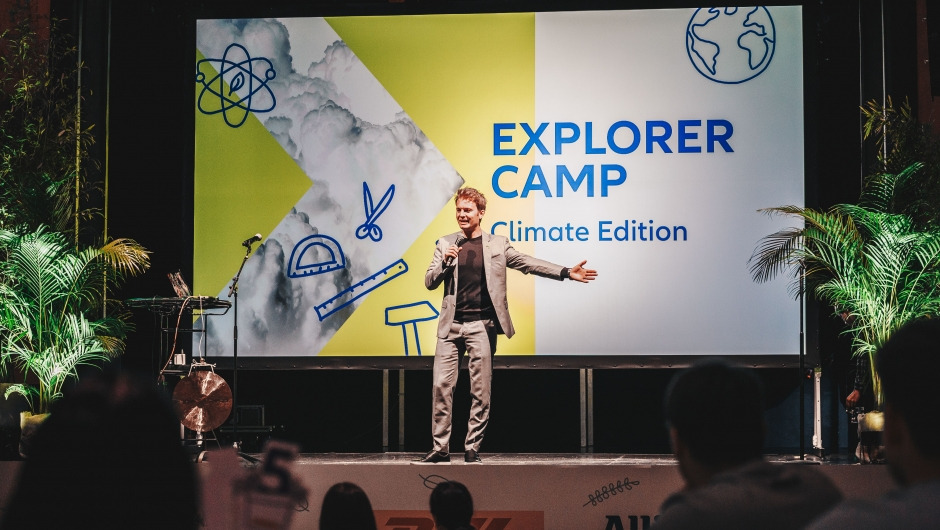 Our Future Matters. Young Leaders at Explorer Camp | Climate Edition in Berlin