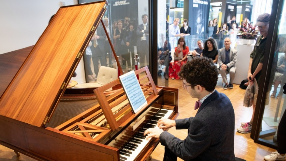Warum ist Beethovens Piano nicht sein Piano?