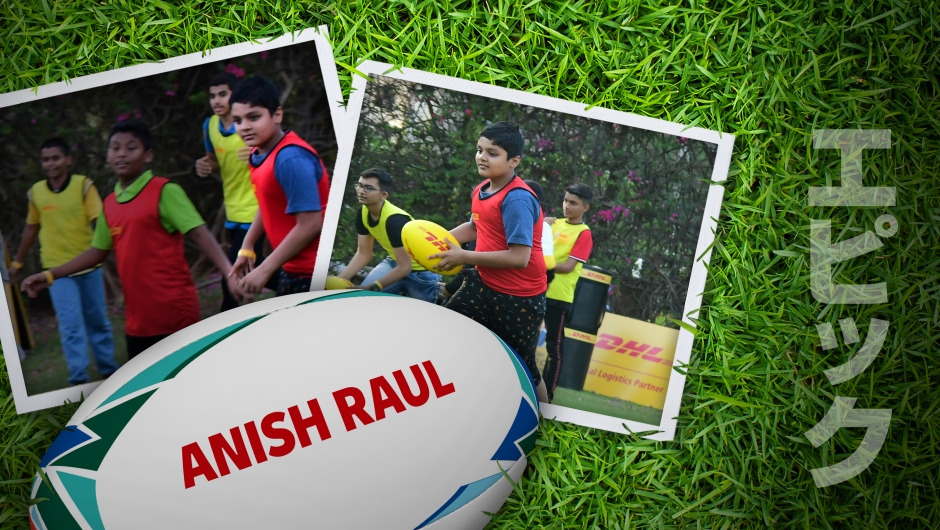 Match Ball Delivery: Anish Raul
