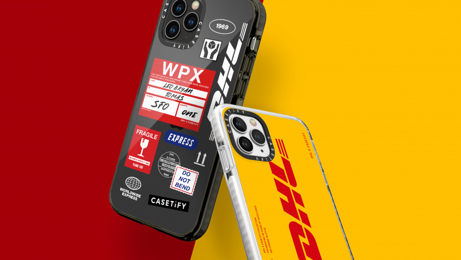 DHL celebrates 50th anniversary with collection of tech accessories