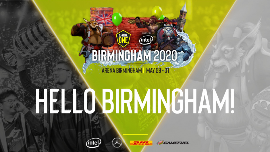 Birmingham hosts the grand finale of ESL Academy presented by DHL