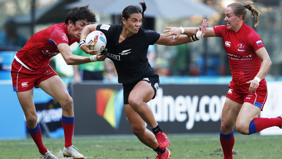 A Fern on Fire and an Eagle in Flight – Watch the Sydney 7s Impact Players