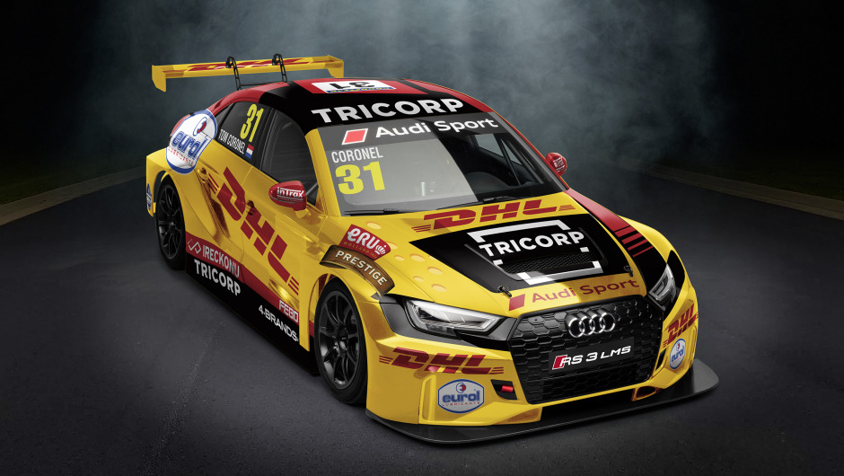 Tom Coronel makes switch to Audi RS 3 LMS for 2020 FIA WTCR