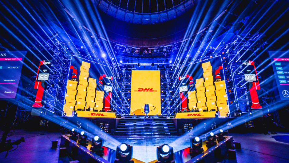 DHL and ESL extend successful esports partnership