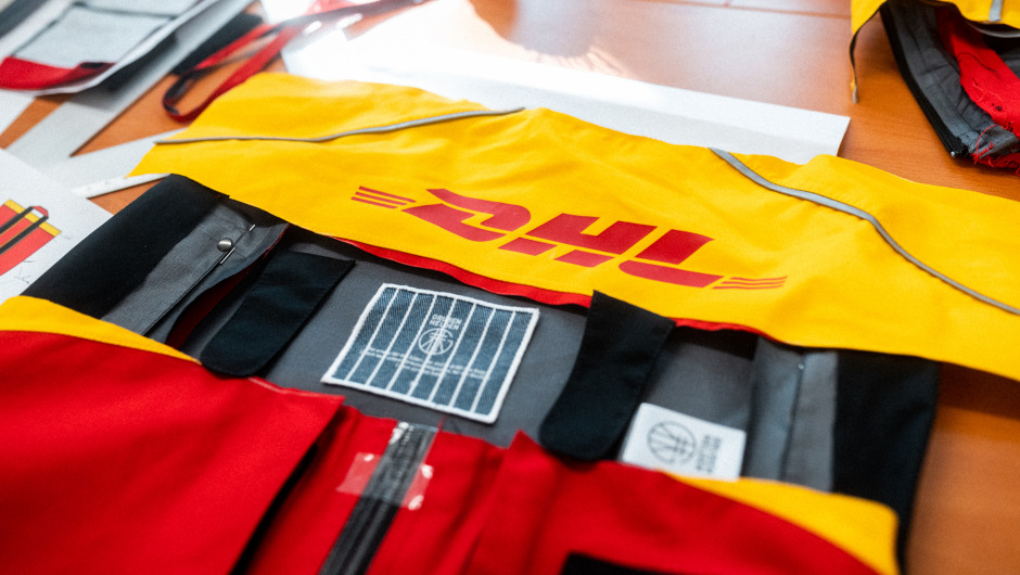 Reimagine, recyle, restyle: DHL's call to turn old clothes into new fashion attracts creative minds from across the globe