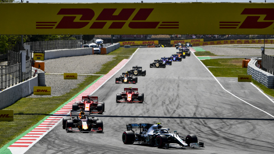 New F1 calendar for 2020 – DHL to deliver eight races in six European countries
