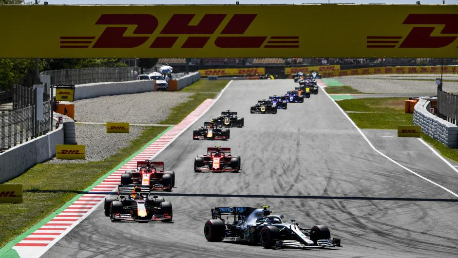 New Formula 1 calendar for 2020