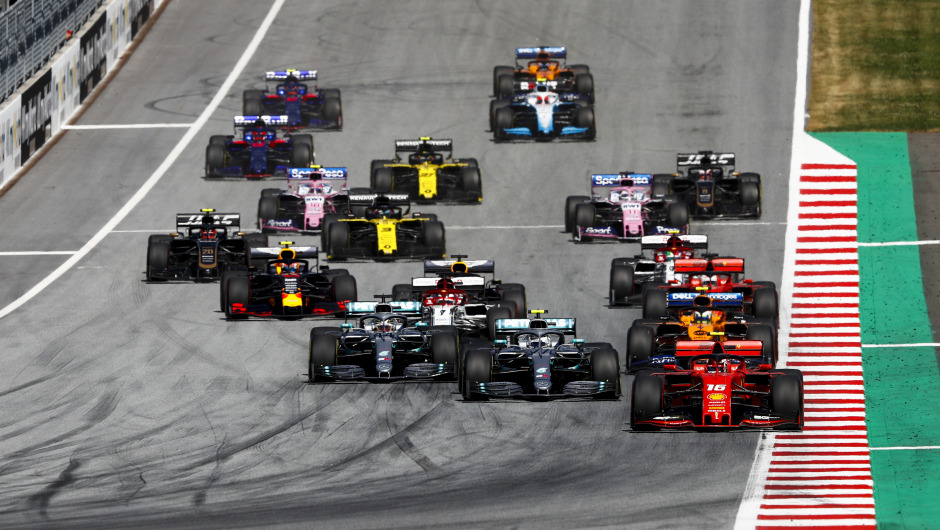 Formula 1 is back: The 2020 season is due to restart in Austria