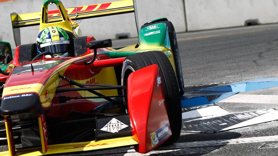 FIA Formula E Diary: Lucas Di Grassi live from London