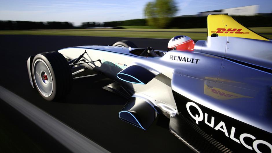 Formula E: One Vision, One Electric Future