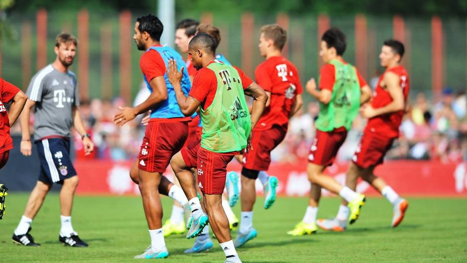 FC Bayern heads east for Audi Summer Tour China 2015