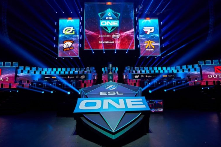 ESL One Birmingham 2018 - Dota 2 Major