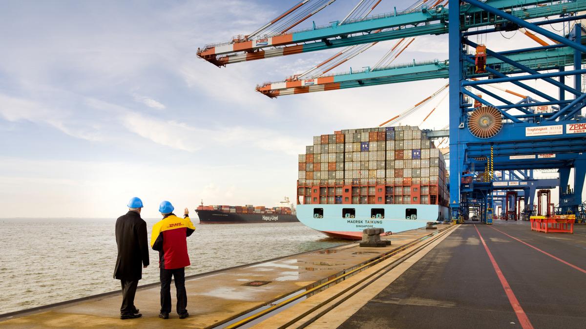 Ein Frühindikator für die aktuelle und künftige Entwicklung des Welthandels: das DHL Global Trade Barometer.