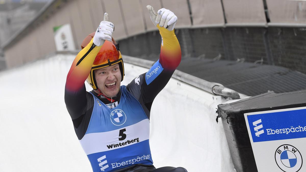 Mit einem tollen Ritt gelang ihm die Überraschung schlechthin: Sensationell setzte sich der 21-jährige Max Langenhan auf Platz 1. Seine starke Zeit war auch von den folgenden zehn Athleten nicht mehr zu toppen. (Foto: Dietmar Reker)