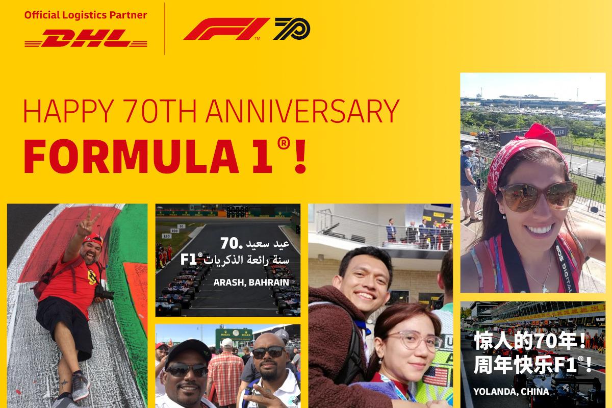 Formula 1® - 70 Years F1