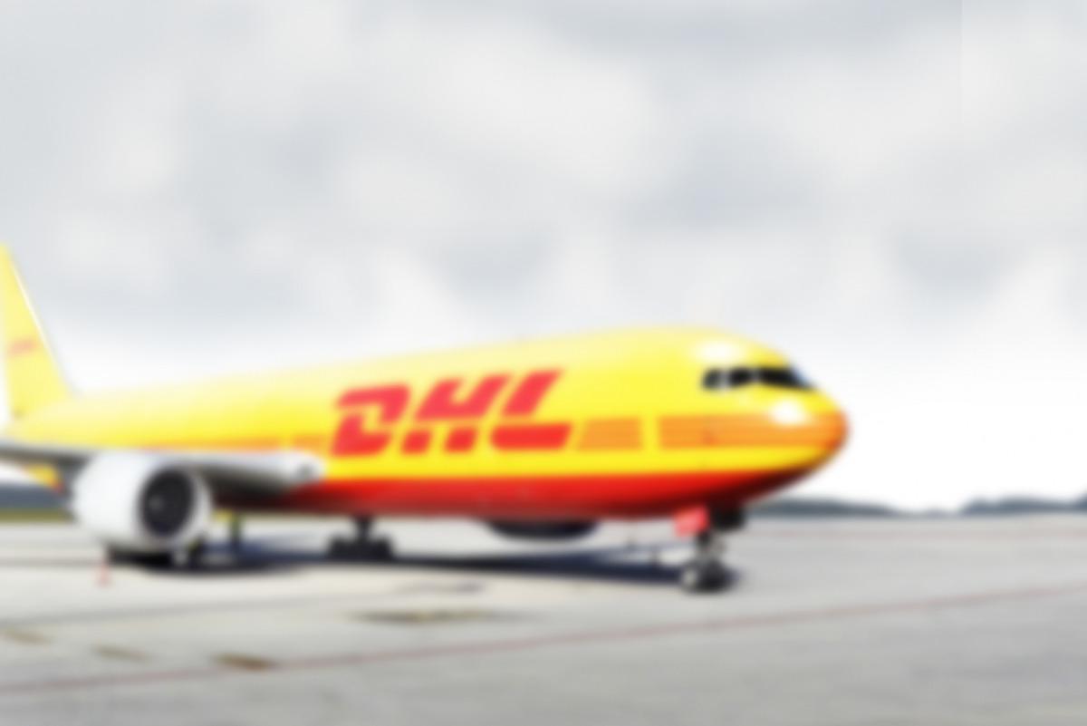 Transporte aéreo de DHL