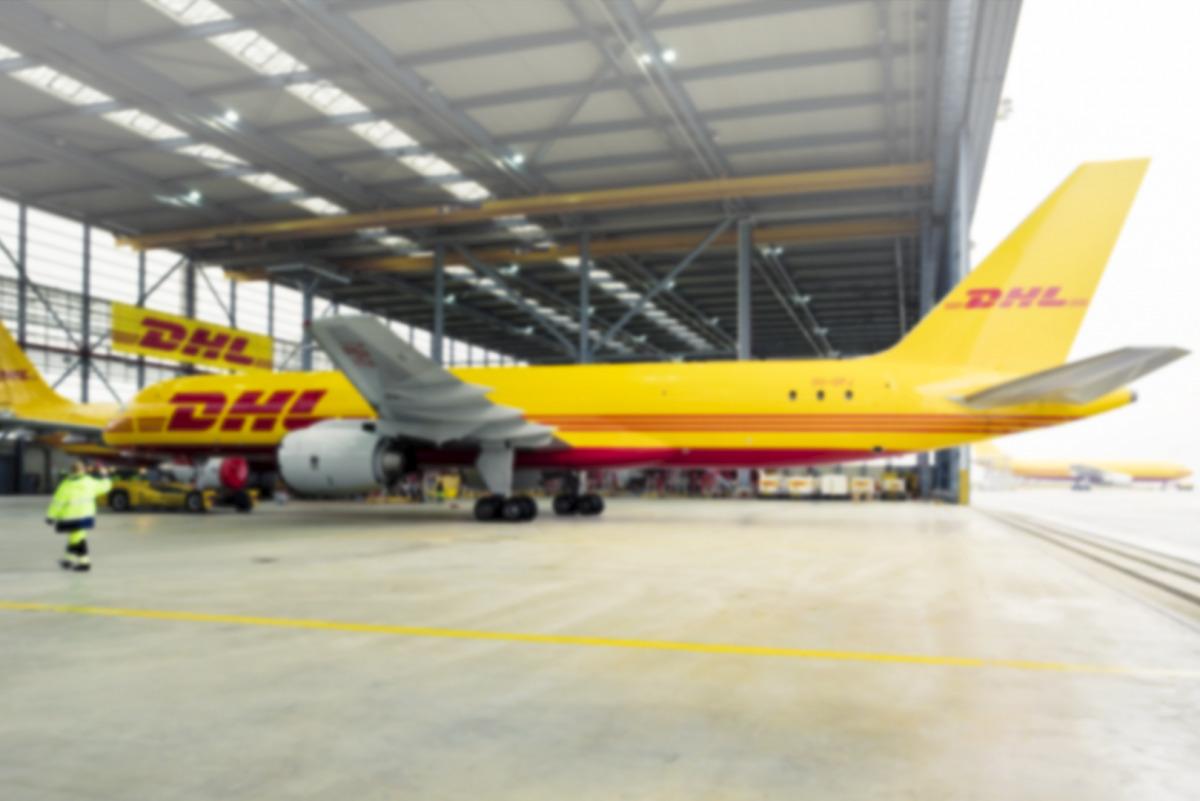 El Centro Logístico DHL Leipzig