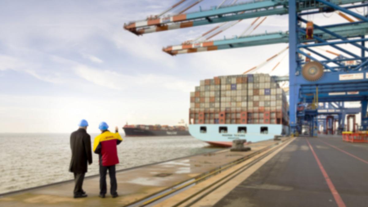 DHL Ocean Freight