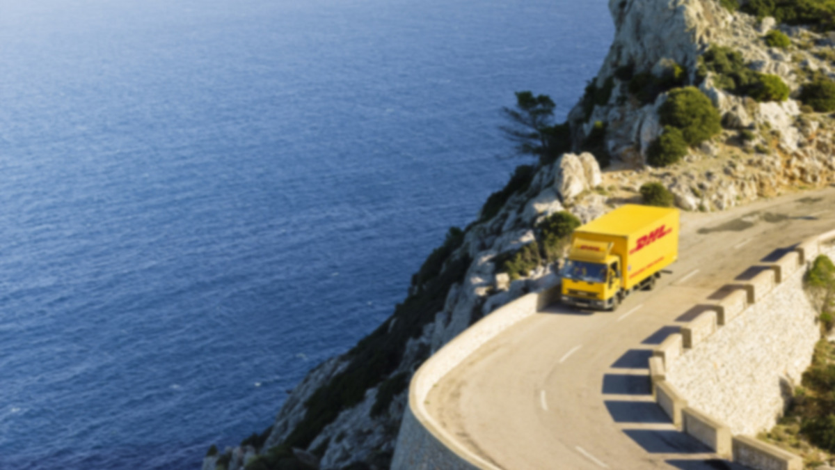 DHL Road Freight